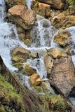 Водопады Словения Martuljski Стоковое фото RF