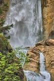 Водопады Словения Martuljski Стоковые Фото