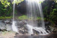 водопады Таиланда Стоковые Изображения RF