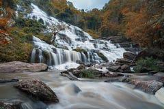 водопады Таиланда Стоковое Фото