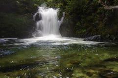 Водопады Cedar Creek Стоковая Фотография
