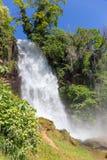Водопады Edessa, Греции Стоковая Фотография