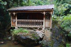 Водопады Gioc запрета Вьетнама Стоковое Фото