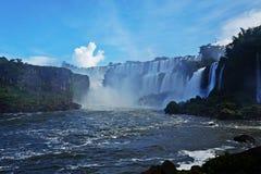 Водопады Iguazu, Misiones, Аргентина Стоковая Фотография