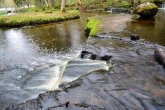Водопады Laulasmaa стоковое фото