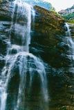 Водопады LUSHAN Стоковое фото RF