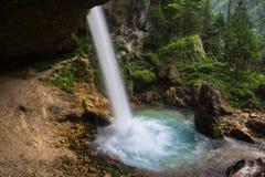 водопад движения Стоковые Фото