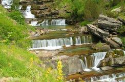 водопад Стоковые Изображения