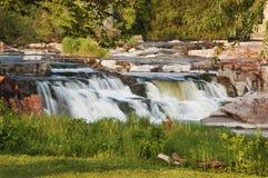 водопад 2 Стоковые Фотографии RF