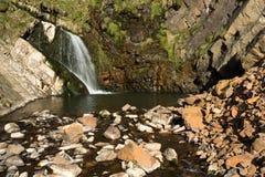 Водопад. Стоковая Фотография RF