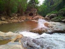 Водопад, Стоковые Фотографии RF
