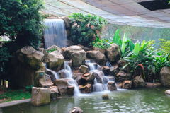 Водопад Стоковое Изображение