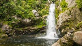 водопад 01 Стоковое Изображение