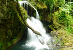 Водопад стоковая фотография