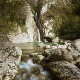 Водопад Agura Стоковая Фотография