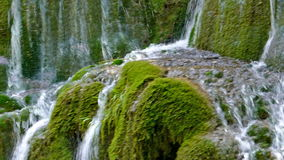 Водопад Bigar, Румыния 5 акции видеоматериалы