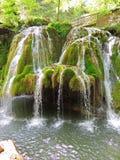 Водопад Bigar, Румыния Стоковое Изображение RF