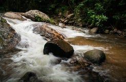 Водопад Chaeson Стоковые Фотографии RF