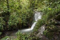Водопад Curug Tujuh Стоковые Фотографии RF