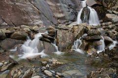 Водопад 2 Cwmorthin Стоковые Изображения RF