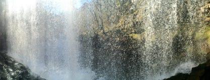 Водопад Eira Sgwd yr Стоковые Фотографии RF