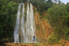 Водопад El Limon Стоковое Изображение