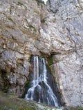 Водопад Gega в горах абхазии Стоковое Фото