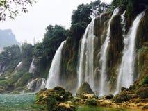 водопад gioc запрета Стоковая Фотография