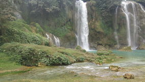 водопад gioc запрета Стоковые Изображения RF