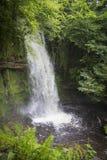 Водопад Glencar Стоковое Фото