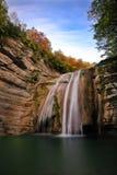 Водопад Golalan стоковые изображения