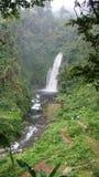 Водопад Gomblang & x28; Curug Gomblang& x29; Стоковое Изображение