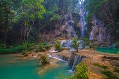 Водопад Guangxi стоковое изображение rf