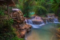 Водопад Guangxi стоковая фотография rf