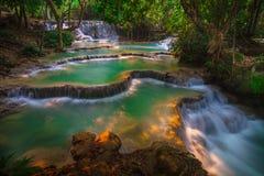 Водопад Guangxi стоковое фото rf