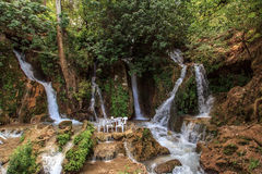 Водопад Harbiye Стоковые Изображения RF