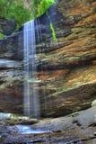 водопад hdr Стоковые Фото