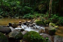 Водопад Huay Kaew Стоковые Фотографии RF