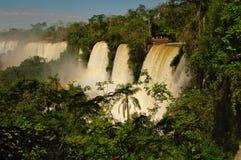 Водопад Iguazu Стоковое Фото