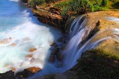 Водопад Jogjakarta Jogan стоковые изображения
