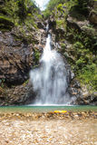 Водопад Jokkadin Стоковая Фотография