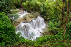 Водопад Kanchanaburi Стоковое Изображение RF