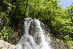 Водопад Kejvu стоковые изображения