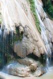 Водопад Ko-Luang на Lamphun, Таиланде Стоковые Фото
