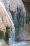 Водопад Ko-Luang на Lamphun, Таиланде Стоковое фото RF