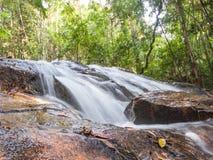 Водопад Krating Стоковые Фотографии RF