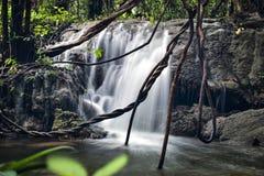Водопад Krerng-Kravia стоковое фото