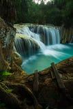 Водопад Kuang Si, prabang Luang Стоковое фото RF