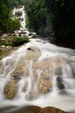Водопад Lata Kinjang Стоковые Изображения RF