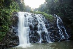 Водопад - Madikeri Стоковое Изображение